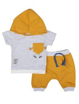 Set donino baby galben