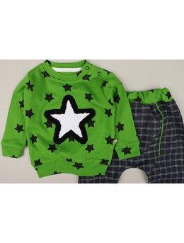 Set stelute boy model verde