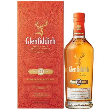 Glenfiddich 21 YO 0.7L