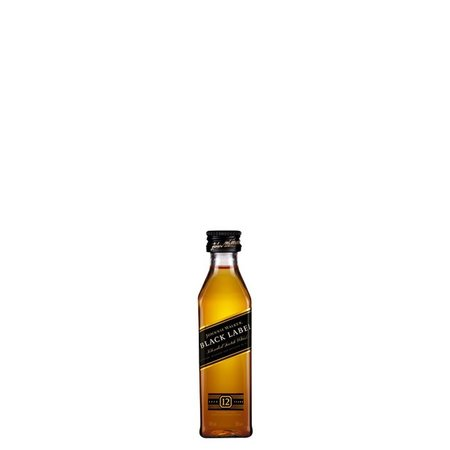 Johnnie Walker Black Label 12 YO 50ML