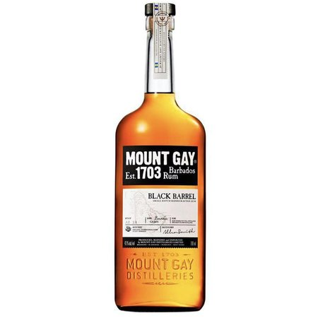 Mount Gay Black Barrel 0.7L