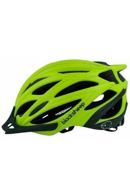 Cască Bicicletă Blacksheep Tour Pro Green/Black