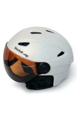 Casca Ski/Snowboard Blacksheep  White Carbon