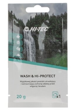 Detergent Hi-Tec Wash & High Protect 20 g