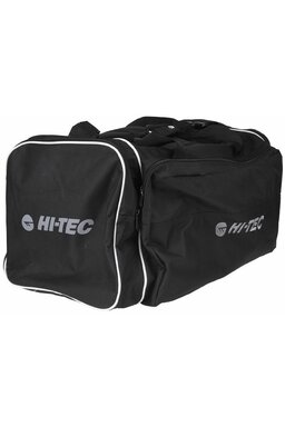 Geantă Hi-Tec Sables Black/Reflective Piping 80 l