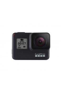 GoPro HERO7 Black + Travel Kit (Shorty, Lanyard, Gentuta)