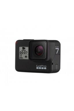 GoPro Hero7 Black Special Bundle (Hero7 + Card 32GB + Baterie reincarcabila + Shorty Mini trepied)