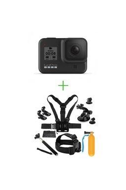 GoPro Hero8 Black + MINI Pachet de Accesorii SHOOT