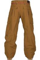 Pantaloni Bonfire David Classic Driftwood (10 k)