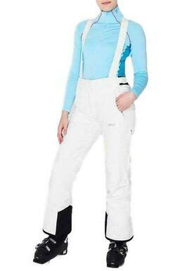 Pantaloni Nevica White