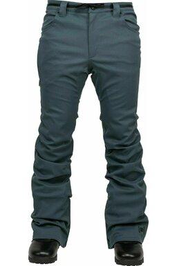 Pantaloni Premium Goods Skinny Twill Dark Slate (10 k)