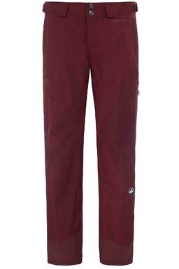 Pantaloni The North Face Insulated Deep Gamet Red (Membrană dublă Gore-Tex)