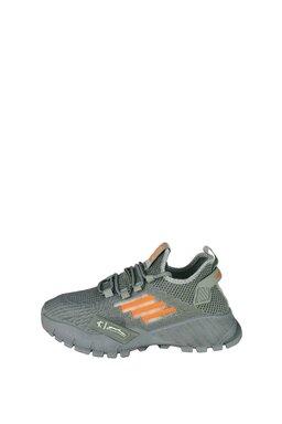 Pantofi Sport Bacca 936 Gray Orange