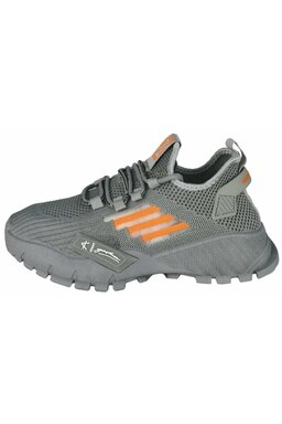 Pantofi Sport Bacca 936 Gray Orange