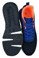 Pantofi Sport Bacca A010 Navy Orange