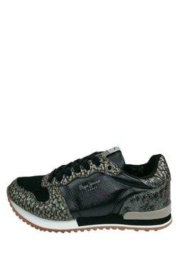 Pantofi Sport Pepe Jeans Gamble Tumble Black