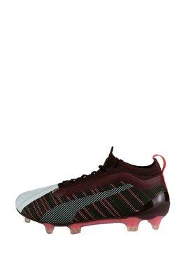 Pantofi Sport Puma One 5.1 FG/AG White/Vineyard