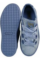 Pantofi Sport Puma Platform Kiss Velvet Lavander