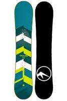 Placă Snowboard Trans FE Junior Petrol