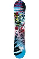 Placă Snowboard Trans Style Wide Blue FW 17/18