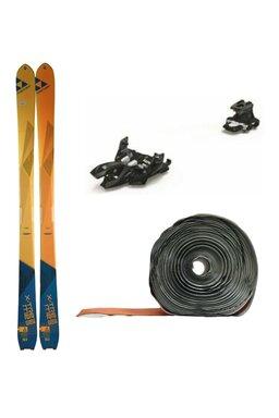 Set Ski de Tură Fischer X-Treme Marker Alpinist 9 (Schiuri + Piei + Legături)
