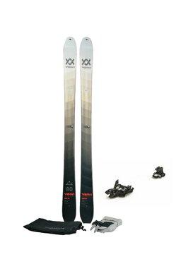 Set Ski de Tură Volkl Rise Marker Alpinist 9 (Schiuri + Piei + Legături)