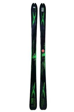Ski de tură Hagan Two Chimera Black/Green