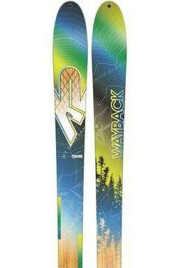 Ski de Tură K2 Way Back 82 Ecori