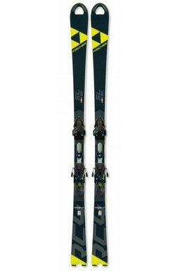 Ski Fischer RC4 Worldcup SL  Curl 2020 + Legături Fischer Z9