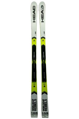Ski Head Worldcup Rebels GS12 SET SN01 White