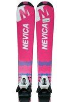 Ski Nevica Vail 5 Set Gi01 Pink + Legătură Solomon