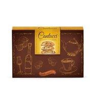 Cantuccini cu ciocolata