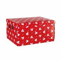 Cutie depozitare cu manere Mickey's Christmas