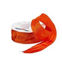 Panglica sarmata  Lyon portocaliu 40mm
