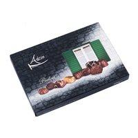 Praline asortate in cutie cadou neagra Adria