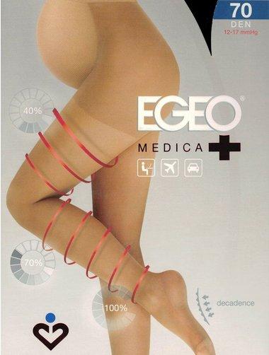 Ciorapi compresivi gravide (12-17 mmHg) Egeo Medica 70 den