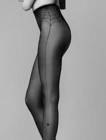 Ciorapi cu model Fiore Spider Woman 30 den