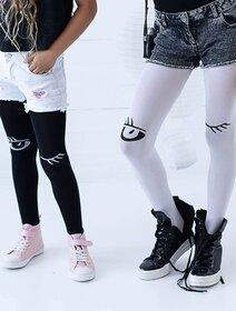 Ciorapi fete cu model Knittex Blink 40 den