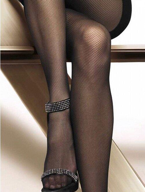 Ciorapi imitatie plasa marunta Gatta Funny 20 den