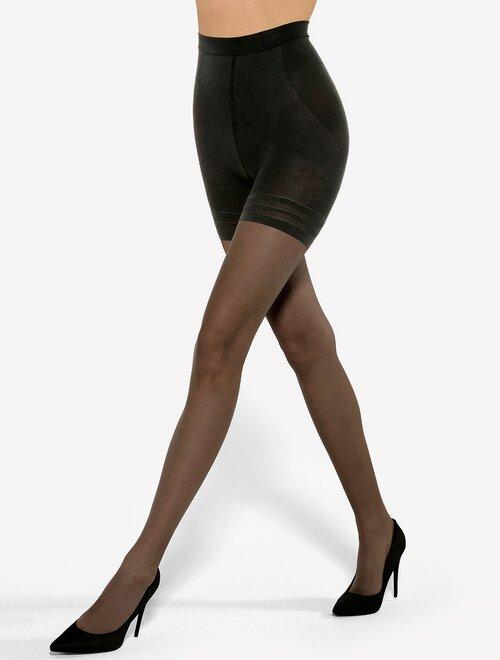 Ciorapi modelatori cu talie inalta Gatta Total Slim 10 den