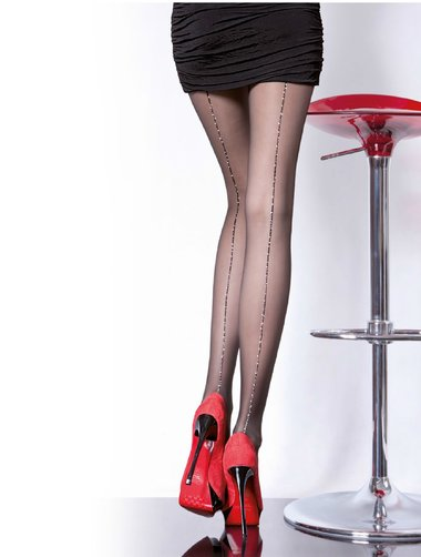 Ciorapi cu fir metalizat Fiore Gina 20 den