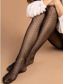 Ciorapi cu model Fiore Dezire 30 den