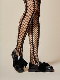 Ciorapi plasa medie Fiore Lady Rock