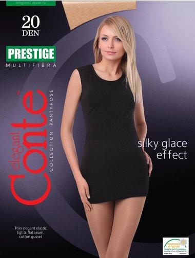 Ciorapi rezistenti multifibra Conte Elegant Prestige 20 den