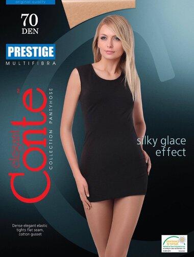 Ciorapi rezistenti multifibra Conte Elegant Prestige 70 den