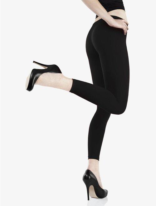 Colanti bumbac sport fara cusaturi Marilyn Magic Fitness 120 den