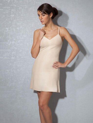 Jupa rochie microfibra scurta Doreanse 11127