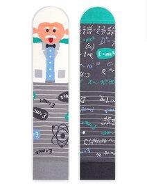 Sosete colorate cu fizician Nanushki Albert