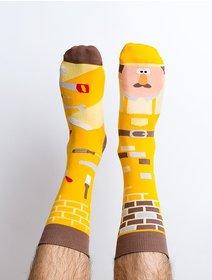 Sosete colorate cu model Nanushki Justin Builder