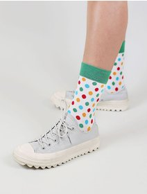 Sosete cu buline colorate The Happy Toe Rainbow Dots